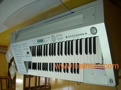 雅马哈双排键elb-01电子琴图片