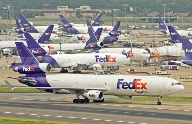 FedEx國際快遞