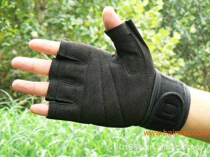 手套做健身手套专业半指/高度手套杠铃/举重哑铃室内网球场男士图片