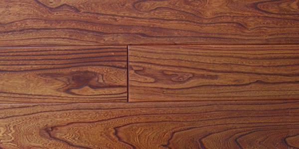 仿古实木地板
