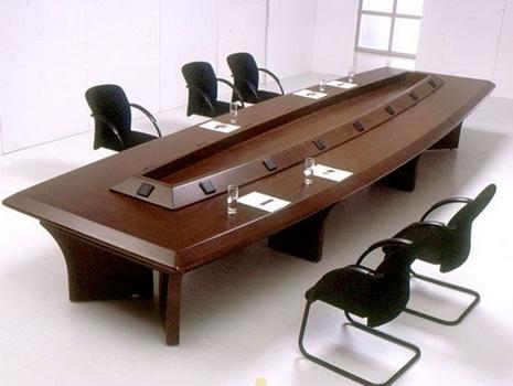 会议室办公班台定做