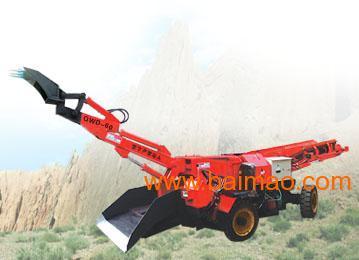 青州市全鑫液压机械配件厂专门供应:矿用扒渣机图片