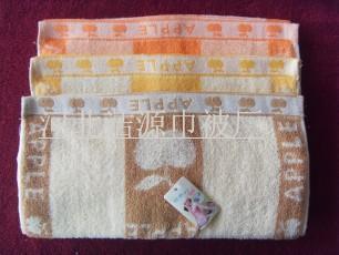 毛巾廠家直銷各種提花毛巾
