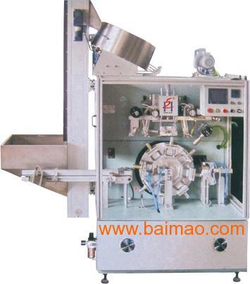 重庆多工位全伺服高速印刷自动烫金机(烫盖侧)