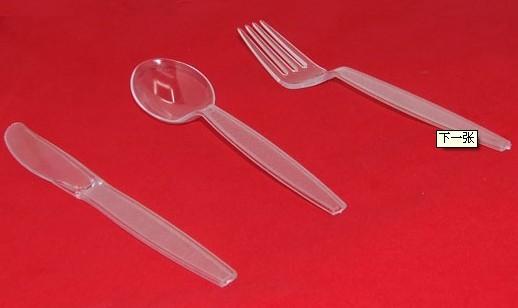 一次性塑料加工