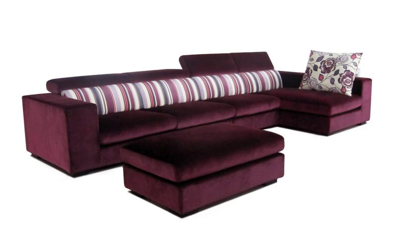ZY布艺客厅沙发-150