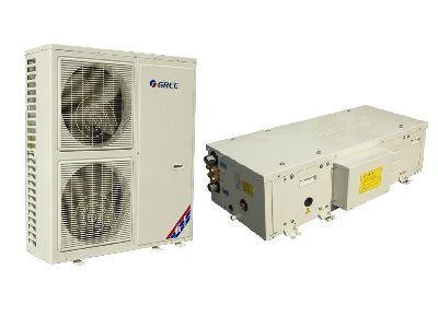 家用两联地暖空调