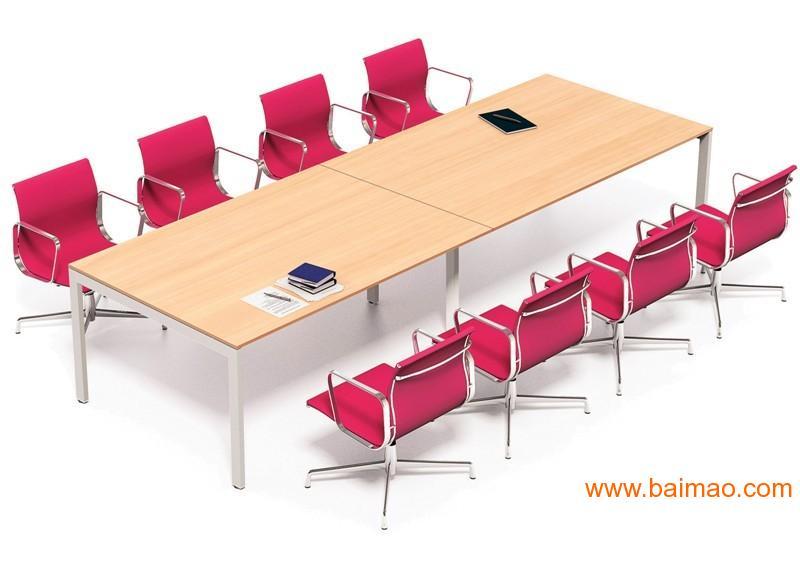 厦门双吉利会议桌 洽谈桌  学习桌  条形桌