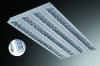 高效节能LED格栅灯批发