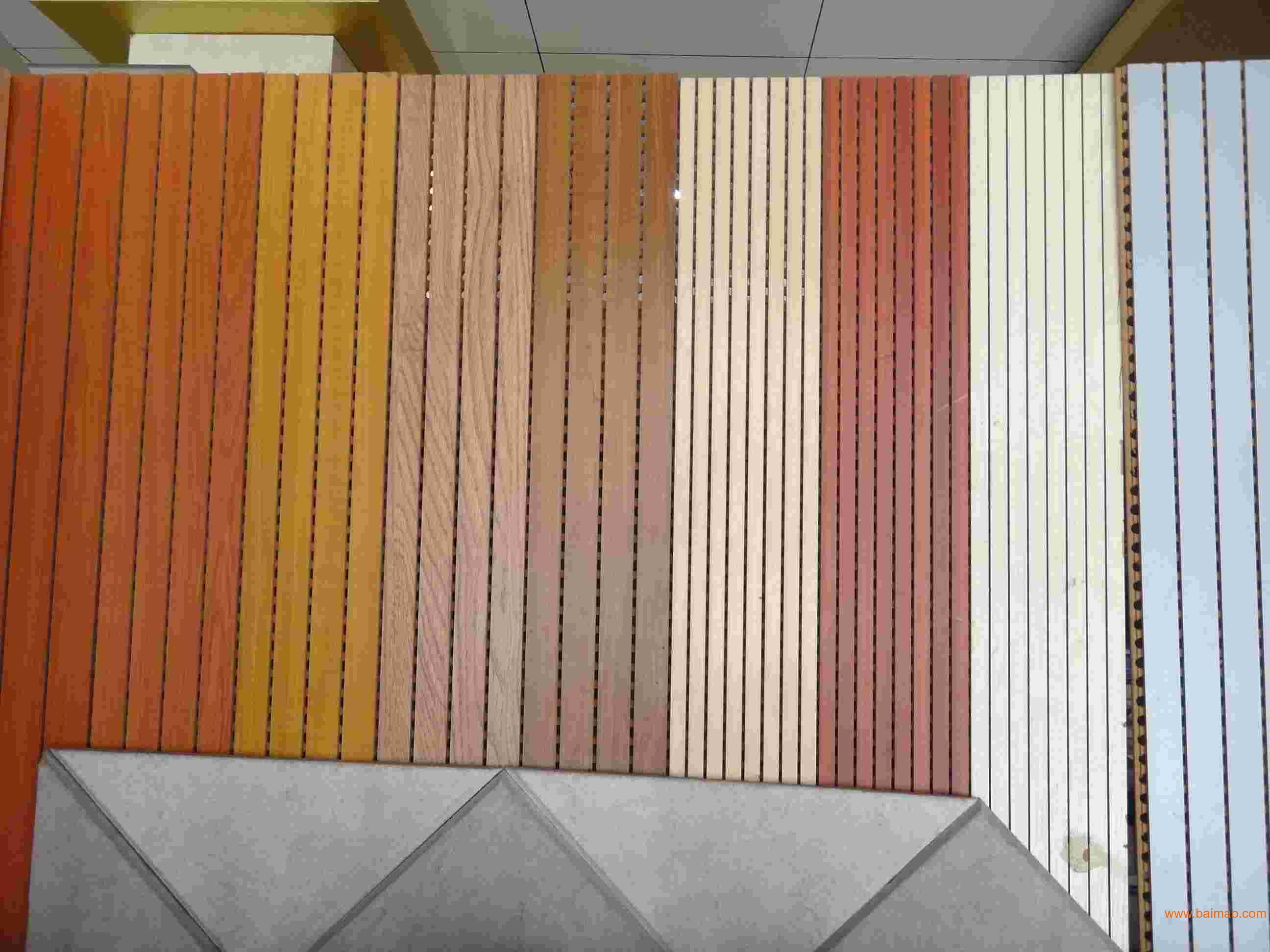 木质吸音板实体产品3