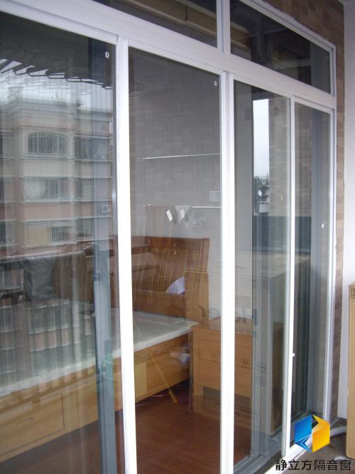 旧门窗隔音改造