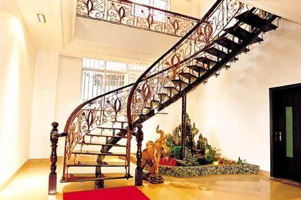 厦门楼梯铁艺