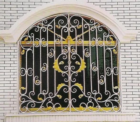 厦门铁艺窗花