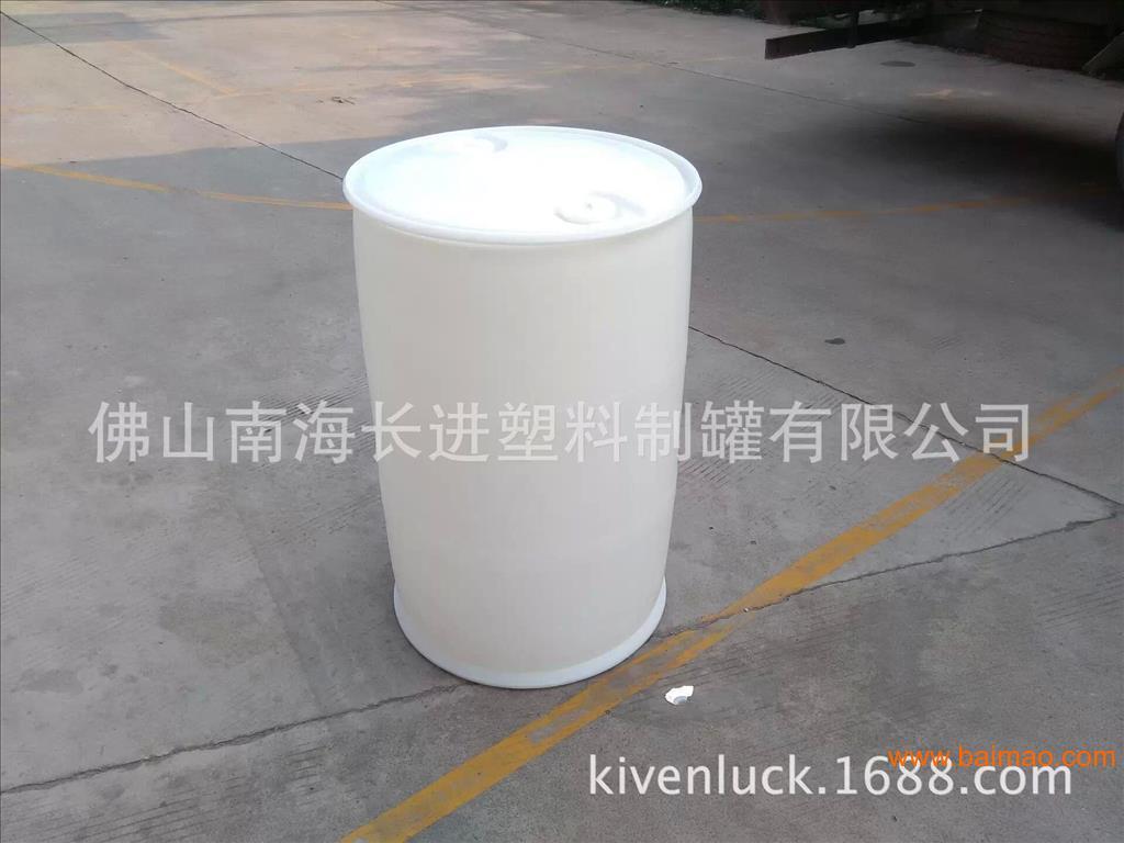 哪里有200L白色塑料桶销售 200L白色桶的价格