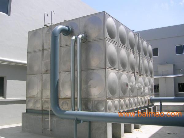 方型不锈钢生活水箱