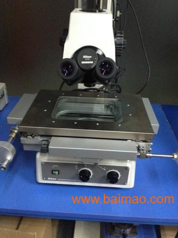 求购二手日本尼康MM-40 MM-800工具显微镜