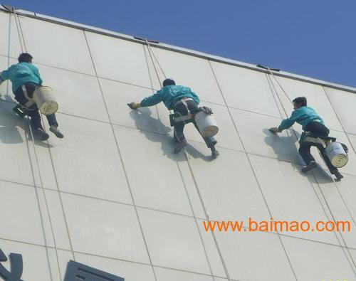 专业高空保洁作业