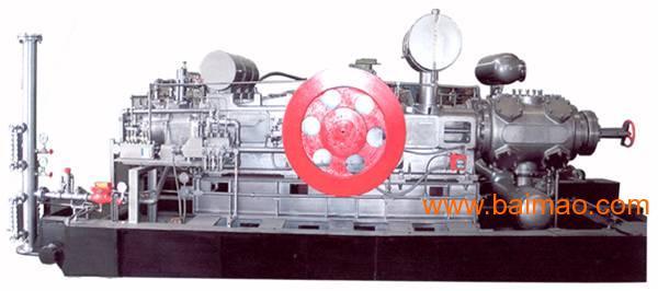 大型涡旋式压缩机,天燃气压缩机模型图片