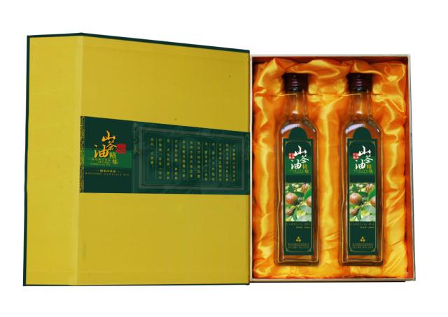 绿色农产品,山茶油