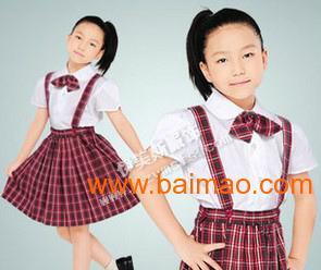 雅安市校园服饰校服定做|郑州东华专业服装定做厂家 兰州校服订做图片