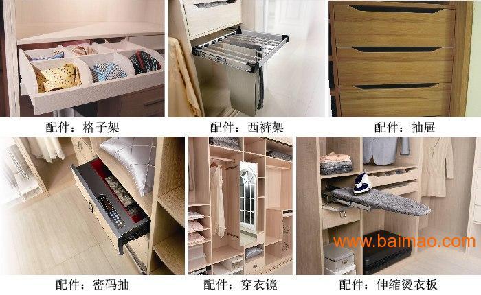 如何合理利用空间摆放衣柜
