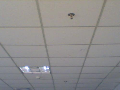 600*600石膏板吊顶
