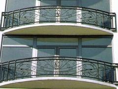 金昌兰州铁艺阳台围栏 甘肃金属护栏知名供应商,金昌兰州铁艺阳台围