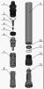 GC系列潜孔冲击器(类似于DHD系列)