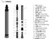HCW系列高风压潜孔冲击器(类似于COP系列)