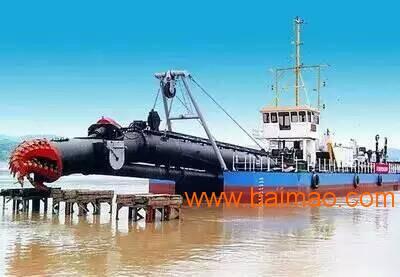 【专业、又省钱!信任宏伟】专业制造抽沙船 优质钻探式抽沙船 抽沙船哪家好