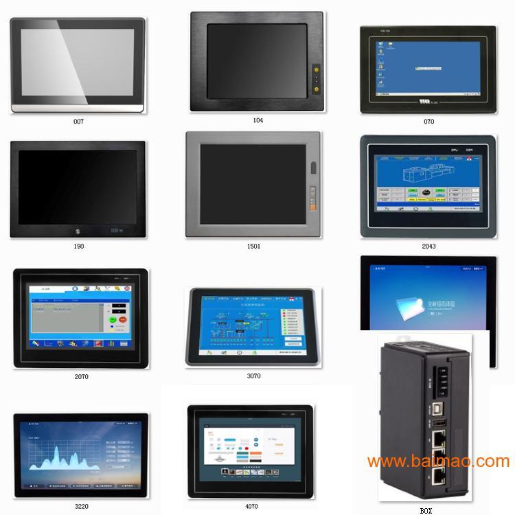 它逐步的 研华工业平板电脑 代替了老式的印刷设备