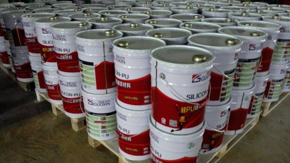 供应重庆硅PU球场新材料,硅PU球场材料生产商