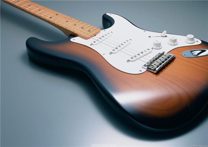 电吉他教学