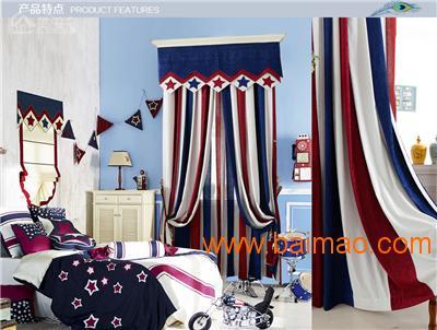 别墅时尚窗帘