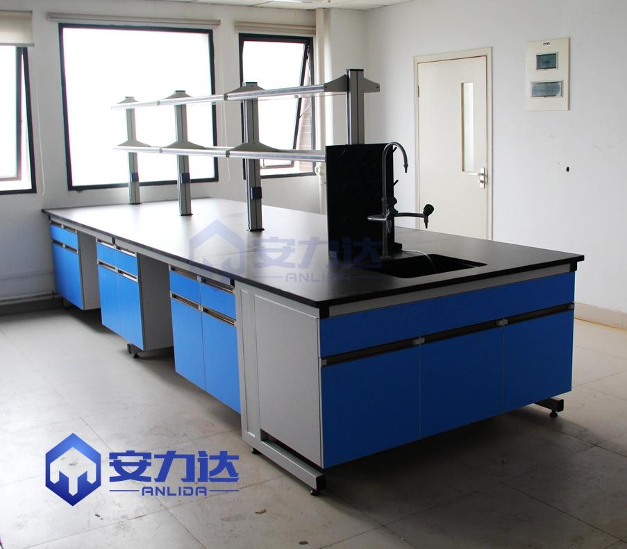 实验台|钢木实验台|实验室家具|实验室中央台