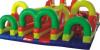 河北充气玩具 石家庄充气蹦蹦床 制作充气城堡水池