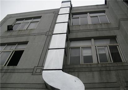 排烟管道设计