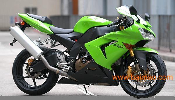 川崎ZX-7R摩托车低价转让