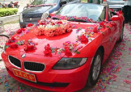 婚车租赁服务