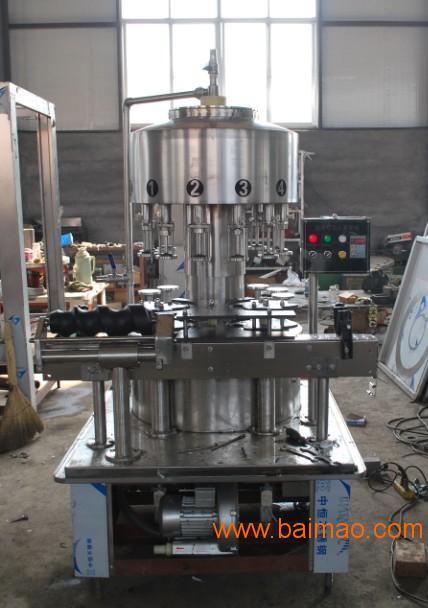 本廠供應 全自動酒水灌裝機 葡萄酒灌裝機