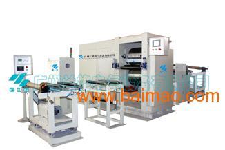 详细说明:   供应兰格锂电池极片轧制设备600液压轧膜机_对辊机_辊压图片