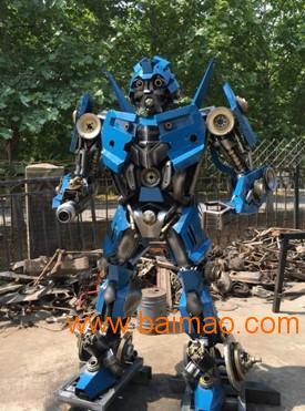 大型变形金刚机器人大黄蜂金属汽车模型摆件第三代高度