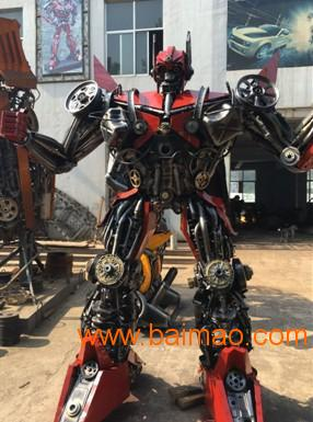 机器人变形金钢 美版汽车火鸟侠 展览道具 出租出售