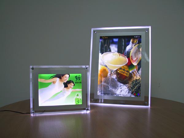 LED水晶灯箱
