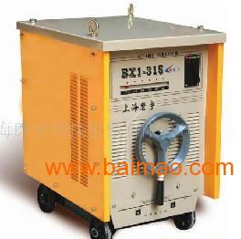 BX1 315交流电焊机报价,上海奇岛BX1 315交流电焊机报价生产厂图片
