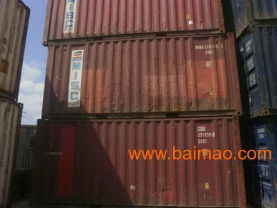 上海二手集装箱,45尺高箱,40尺旧集装箱出售