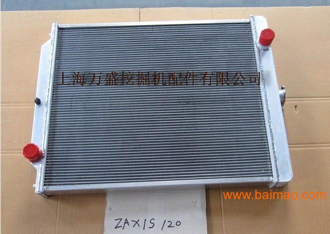 日立120-3挖掘机液压油散热器图片