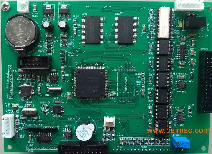 大连小批量电路板焊接加工,大连小批量电路板kv10讲解图纸电容器图片