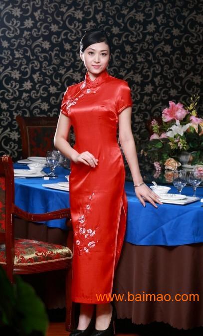 旗袍批?_福州酒店服装,旗袍
