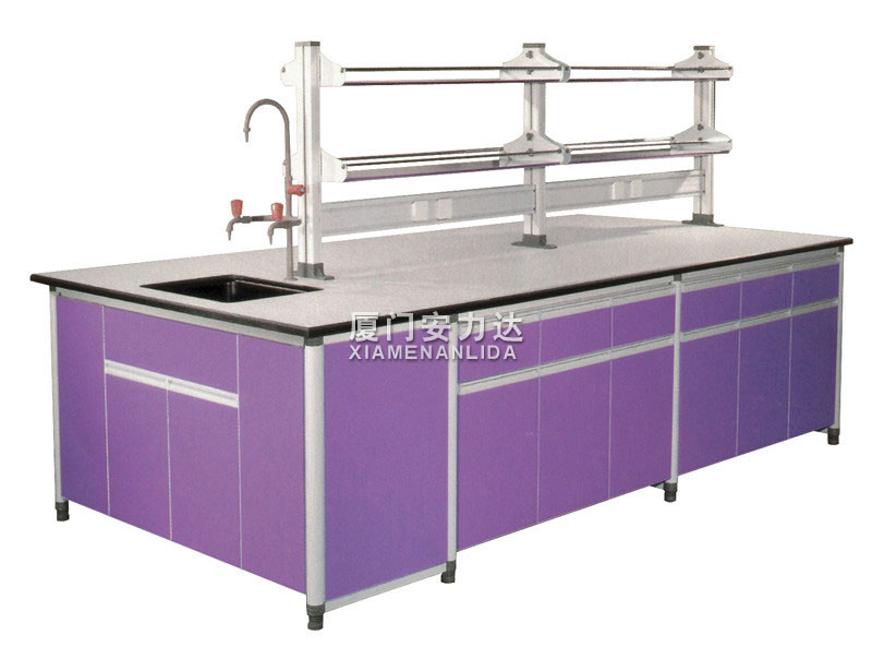 厦门实验室家具-铝木实验台
